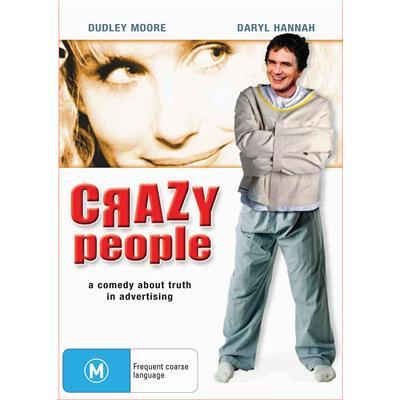 Crazy People on DVD
