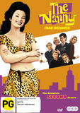 The Nanny - The Complete Second Season on DVD