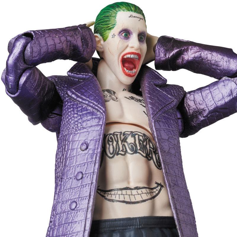 Suicide Squad: MAFEX Joker - Articulated Figure image
