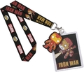 Marvel: Iron Man - Pop! Lanyard