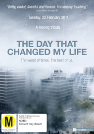 The Day That Changed My Life on DVD