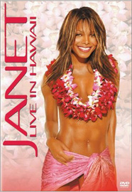 Janet Jackson Live In Hawaii on DVD