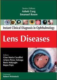 Lens Diseases by Arturo Perez Arteaga image