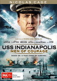 U.S.S Indianapolis - Men Of Courage on DVD