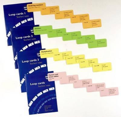 Loop Cards: Set B, years 3 & 4