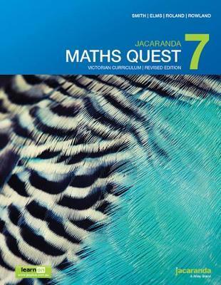 Jacaranda Maths Quest 7 Victorian Curriculum 1E (Revised) LearnON ...