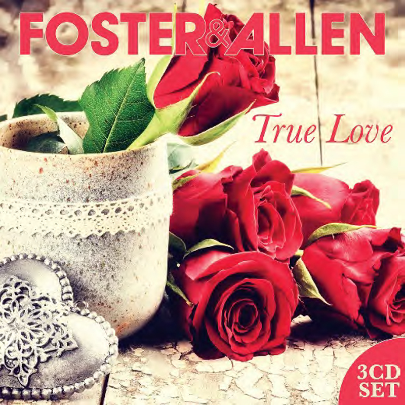 True Love by Foster and Allen image
