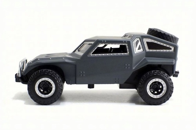 Jada 1/32 Fast & Furious 7 Deckard'S Fast Attack Buggy Diecast Model
