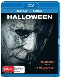 Halloween (2018) on Blu-ray