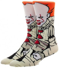 IT Penneywise 360 Character Crew Socks
