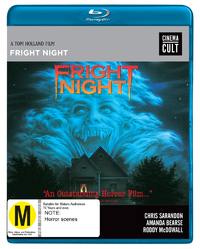Fright Night on Blu-ray