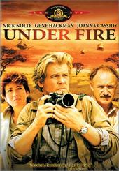 Under Fire on DVD