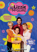 Lizzie McGuire Box Set 3 (3 Discs) on DVD