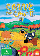 Connie The Cow II - Vol. 3 on DVD