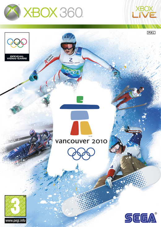 Vancouver 2010 for Xbox 360