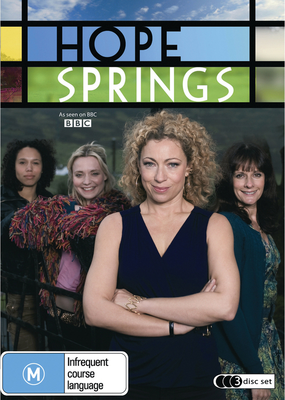 Hope Springs (3 Disc Set) on DVD