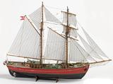 Billing Boats Lilla Dan Wooden 1/50 Model Kit