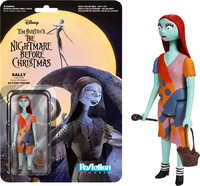 The Nightmare Before Christmas Sally ReAction Figure