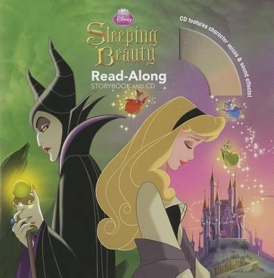 Disney Princess Sleeping Beauty Read-Along Storybook and CD by Disney Book Group