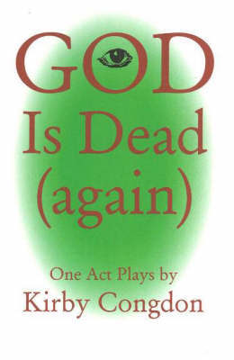 God is Dead (Again) by Kirby Congdon image