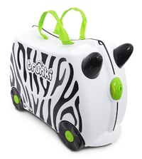 Trunki: Zimba the Zebra