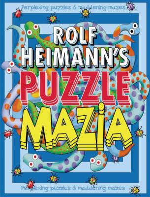 Puzzle Mazia by Rolf Heimann