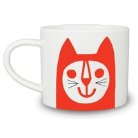 Jane Foster: Mug - Red Cat