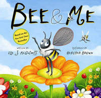 Bee & Me by Elle J. McGuiness image