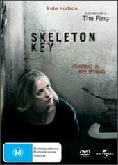 The Skeleton Key on DVD