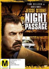 Jesse Stone: Night Passage on DVD