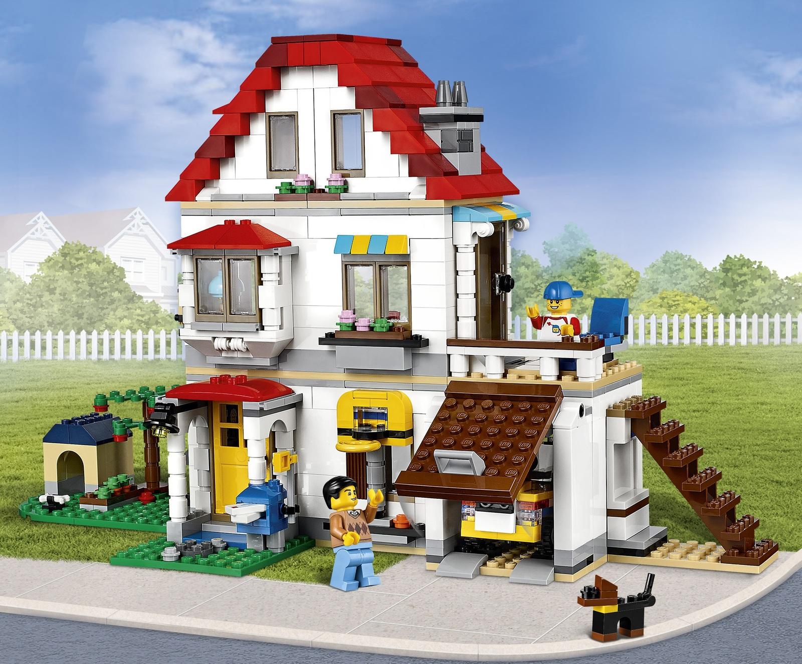 LEGO Creator - Family Villa (31069) image