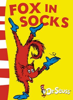 Fox in Socks by Dr Seuss image