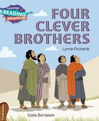 Four Clever Brothers 1 Pathfinders by Lynne Rickards image