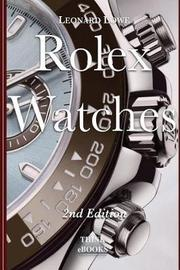 Rolex Watches by Leonard Lowe image