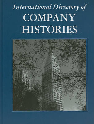 International Directory of Company Histories, Volume 9