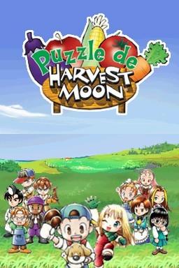 Puzzle de Harvest Moon for Nintendo DS image