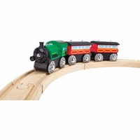 Hape: Steam-Era Passanger Train