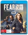 Fear The Walking Dead: The Complete Fourth Season on Blu-ray
