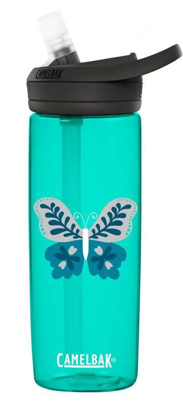 Camelbak: Eddy+ Bottle - Folk Butterfly (600ml)