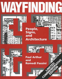 Wayfinding: People, Signs and Architecture by Paul Arthur image