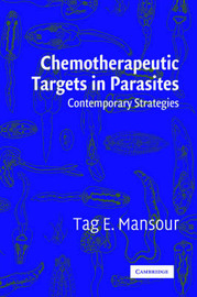 Chemotherapeutic Targets in Parasites by Tag E. Mansour image