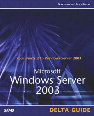 Microsoft .NET Server Delta by Don Jones image