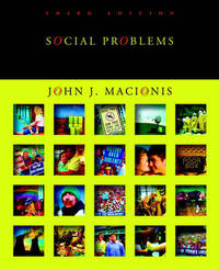 Social Problems by John J Macionis image