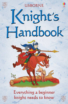 Knight's Handbook by Lesley Sims image