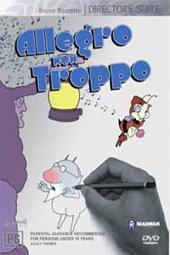 Allegro Non Troppo on DVD