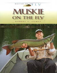 Muskie on the Fly by Robert S. Tomes image