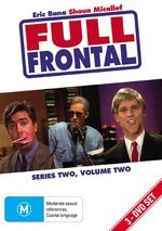 Full Frontal (1993) - Series 2: Vol. 2 (3 Disc Set) on DVD