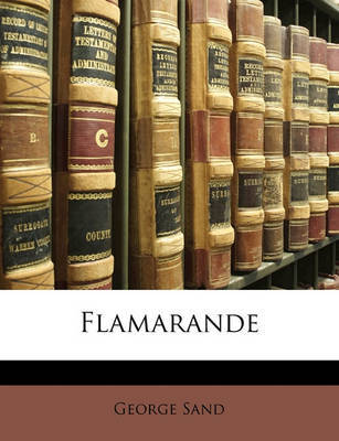 Flamarande by George Sand, pse image