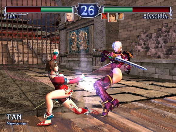 Soul Calibur II for Xbox image