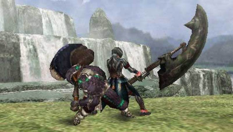 Monster Hunter Freedom (Essentials) for PSP image